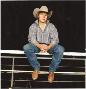 TJ Cox - Professional Rodeo Cowboy, Sponsored By: PETROL JEANS